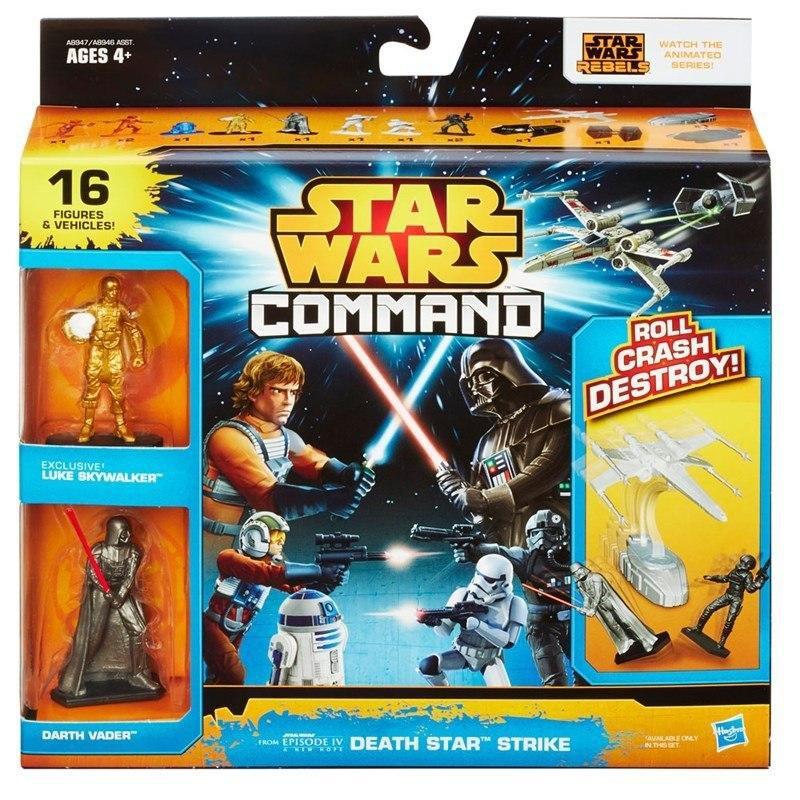 Star Wars Command Death Star Strike A8946 - Hasbro