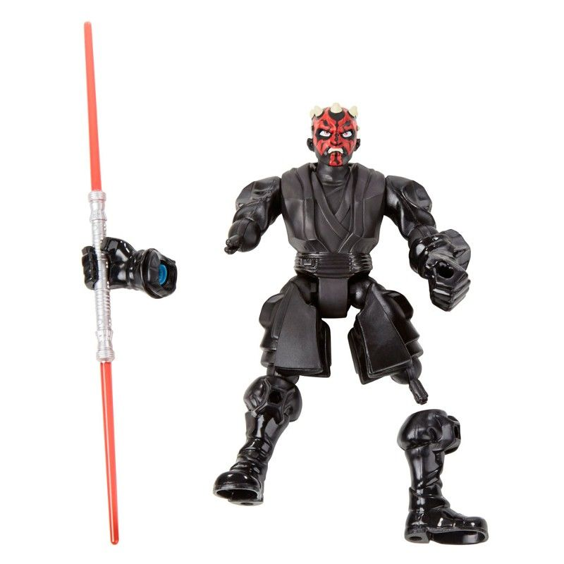 Star Wars Hero Mashers - Sith Speeder e Darth Maul