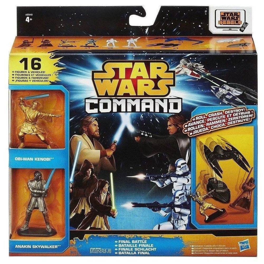Star Wars Rebels Command Final Battle A8948 - Hasbro