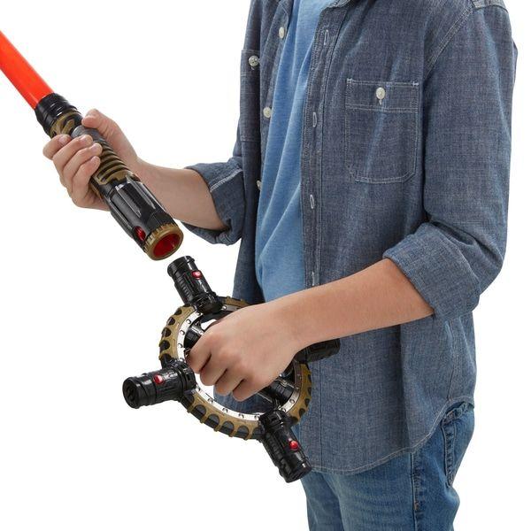 Sabre de Luz Eletrônico Giratório Star Wars B8263 - Hasbro