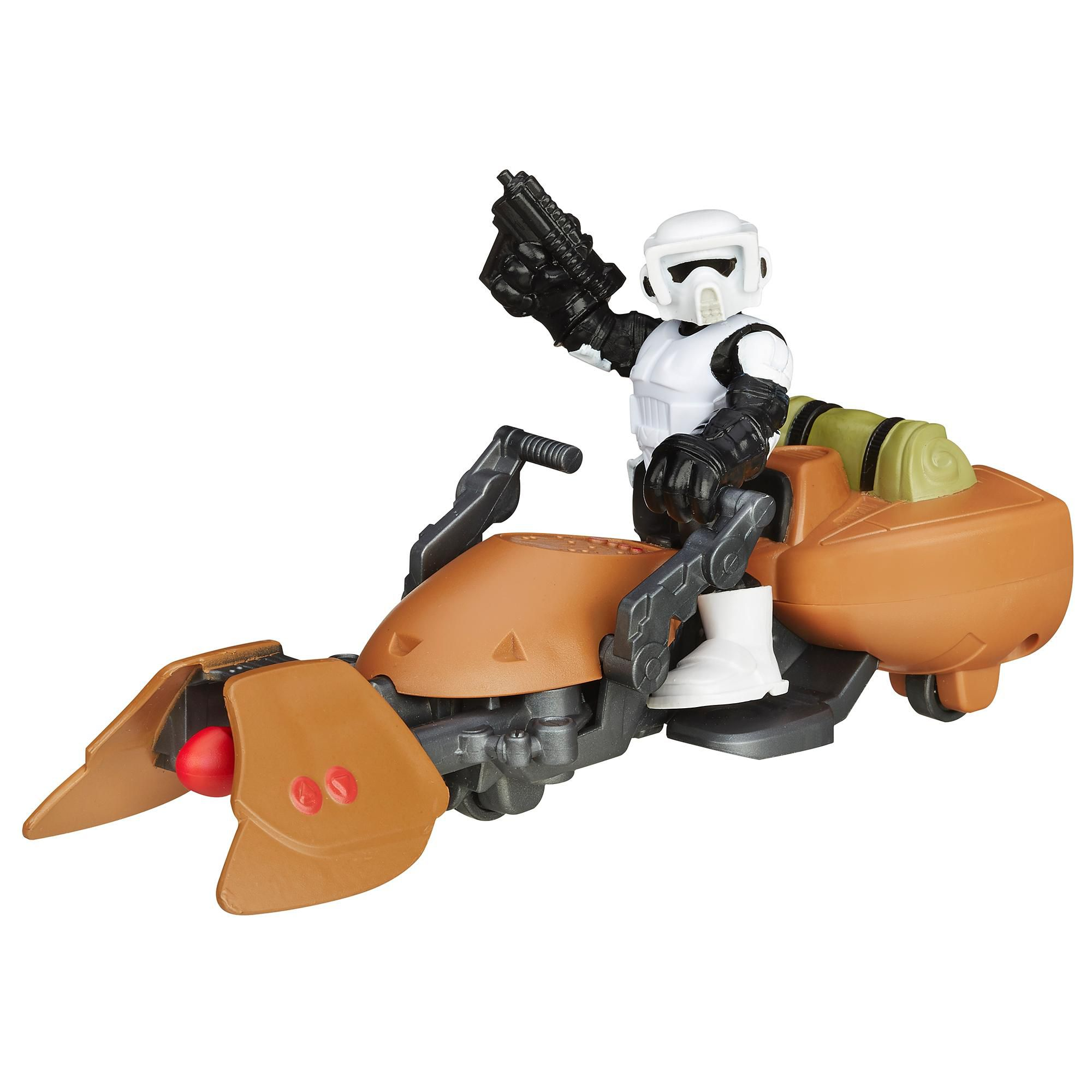 Boneco Star Wars Scout Trooper e Sppeder Bike B2035 - Hasbro