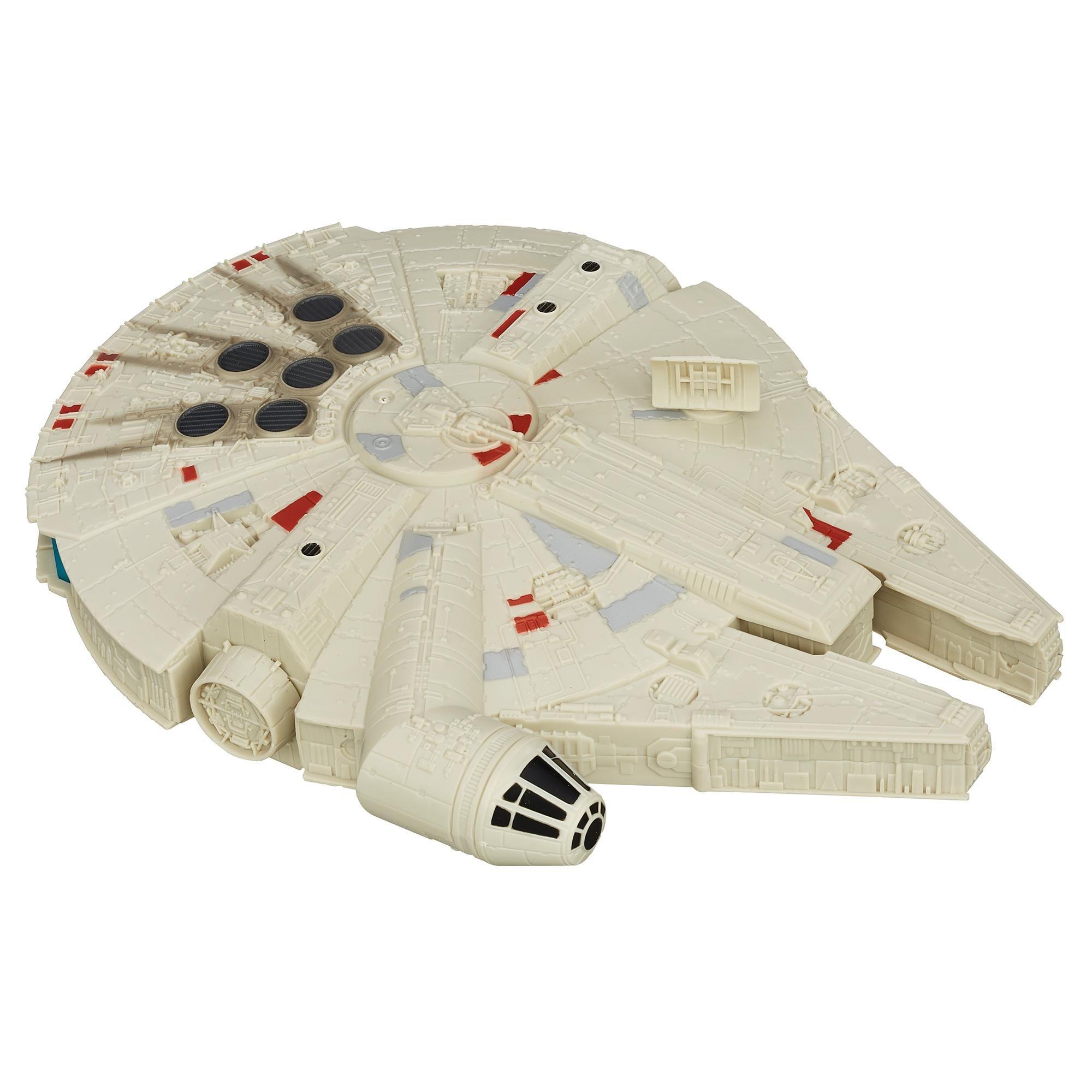 Star Wars Veiculo Nave Millenium Falcon Especial - Hasbro
