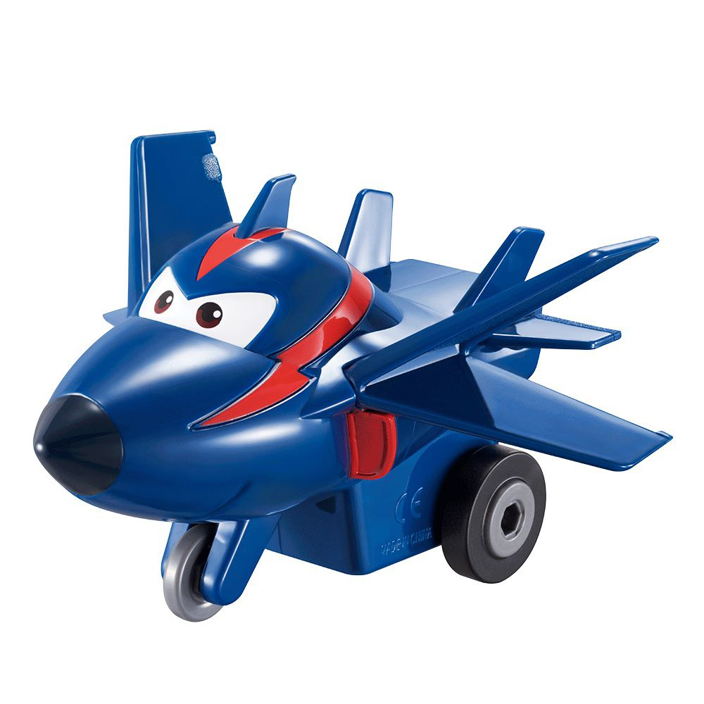Super Wings Vroom n Zoom Agent Chace - Fun