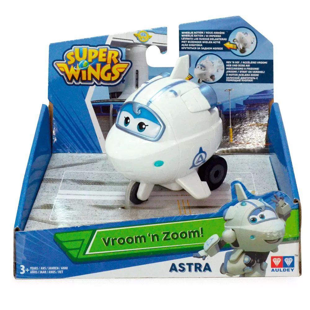 Super Wings Vroom n Zoom Astra - Fun