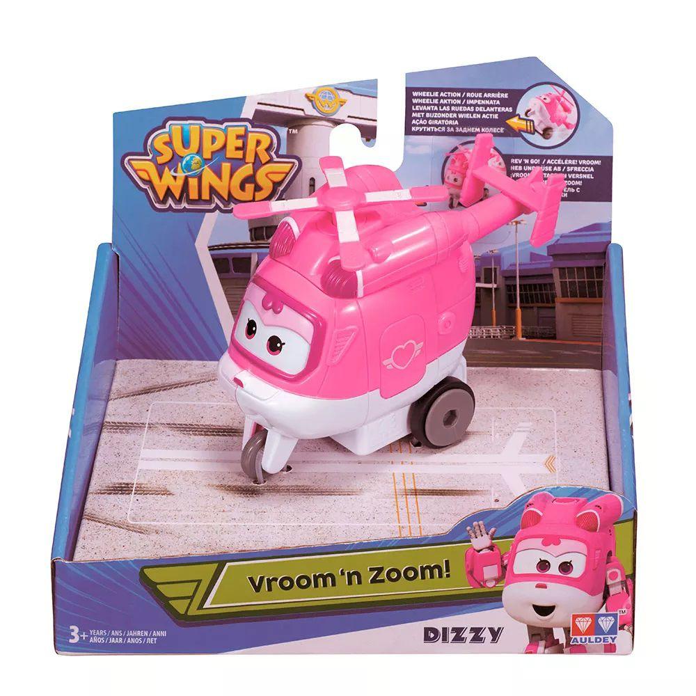 Super Wings Vroom n Zoom Dizzy - Fun
