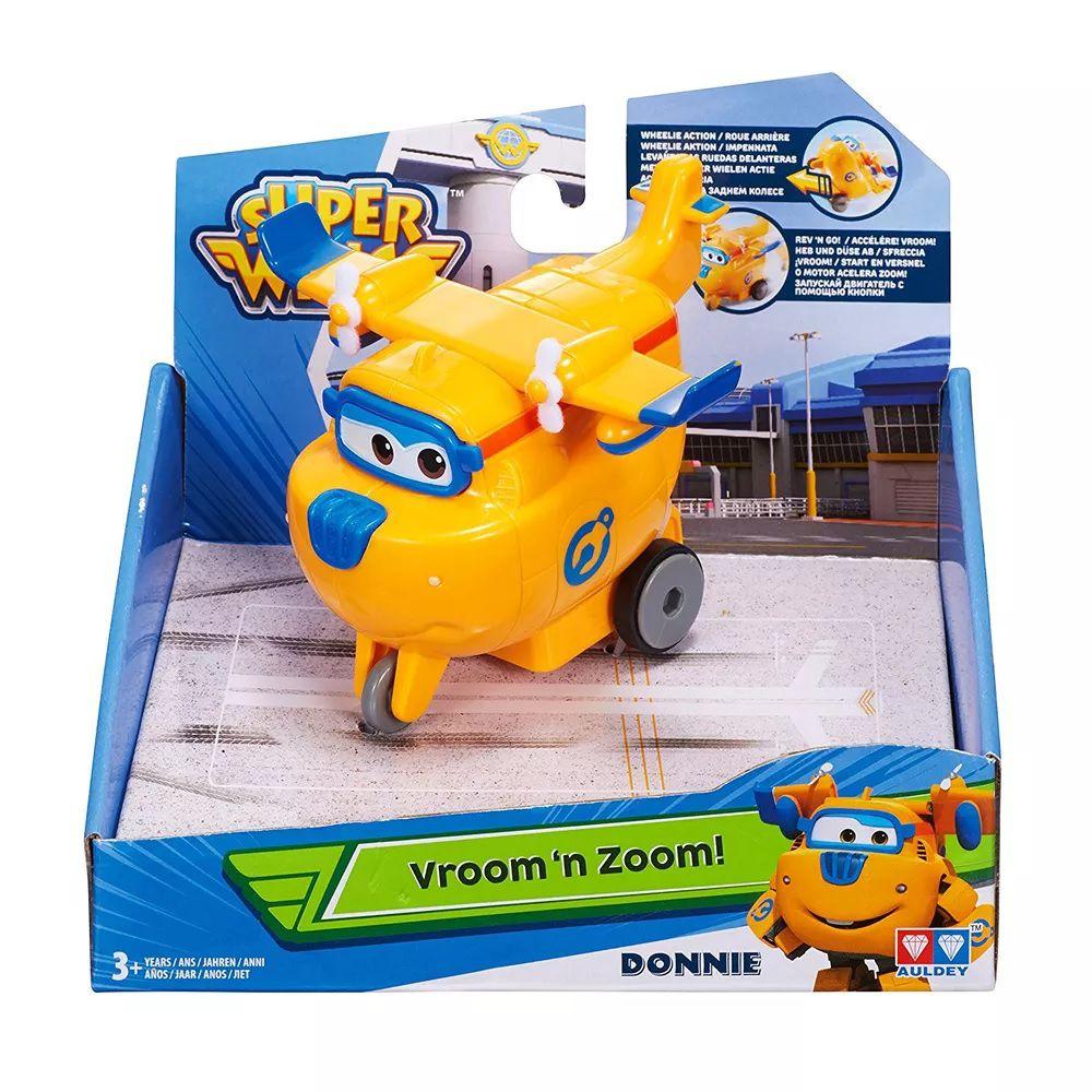 Super Wings Vroom n Zoom Donnie - Fun