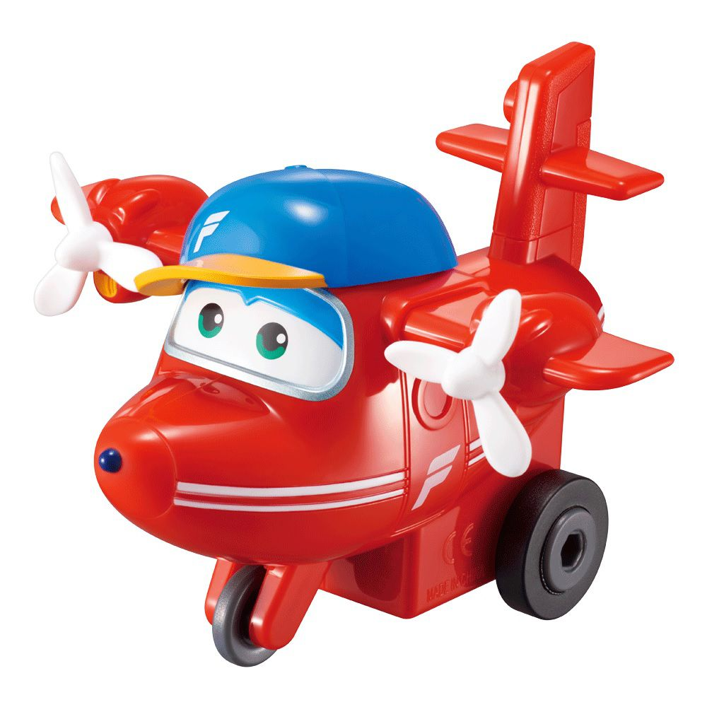 Super Wings Vroom n Zoom Flip - Fun