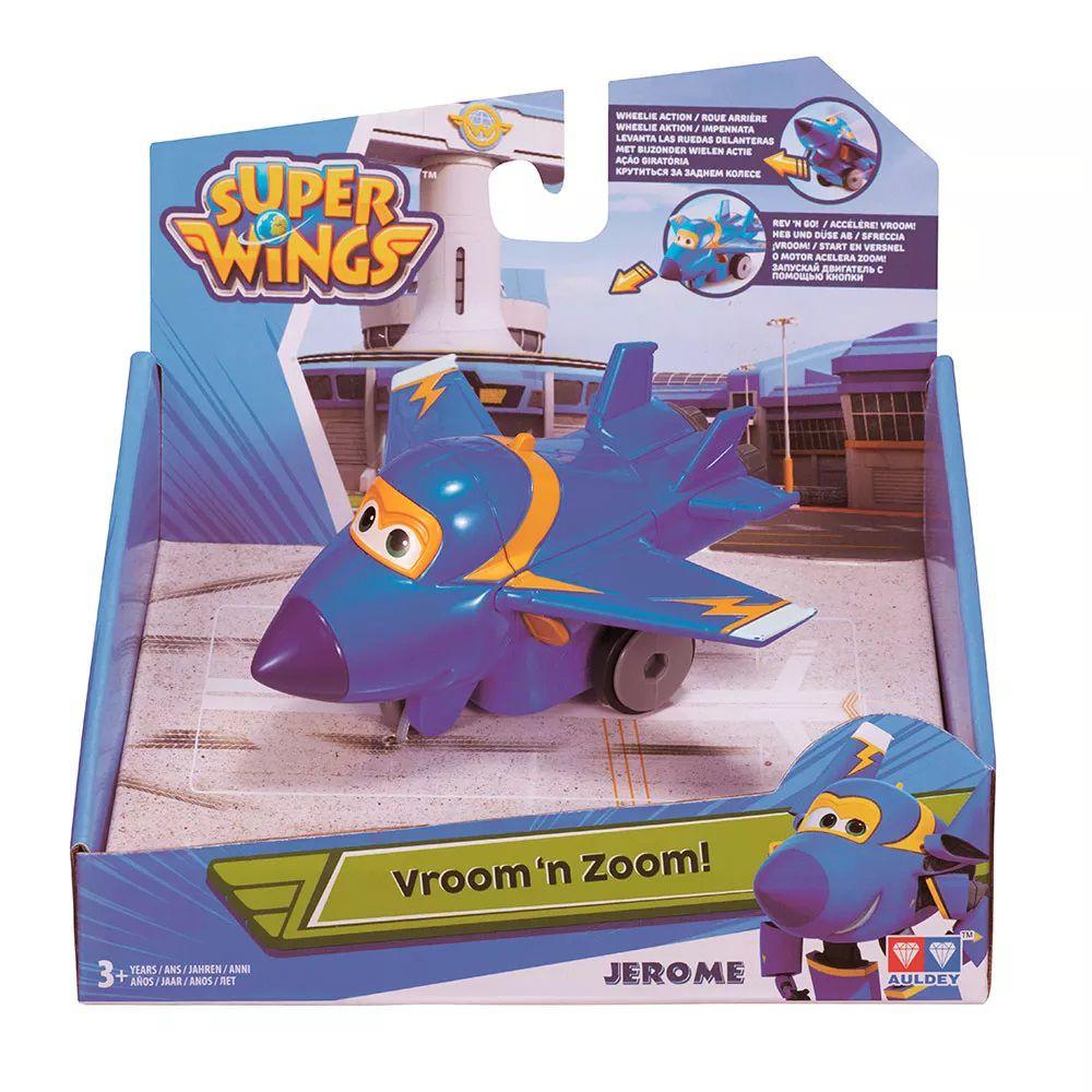 Super Wings Vroom n Zoom Jerome - Fun