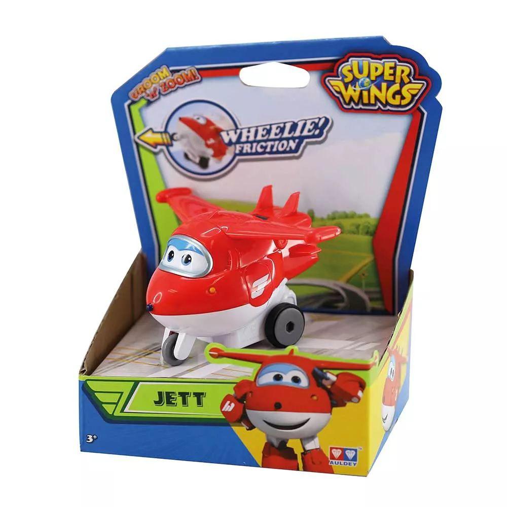 Super Wings Vroom n Zoom Jett - Fun