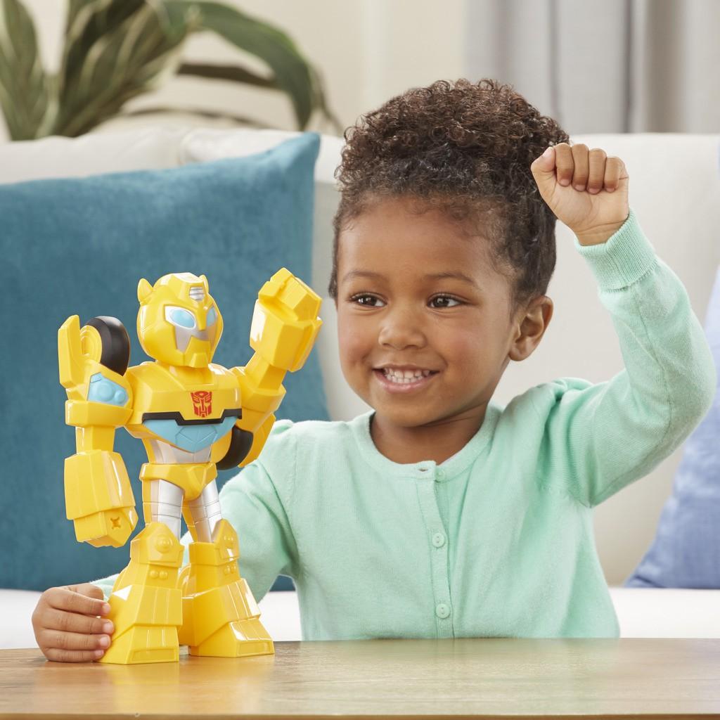 Transformers Rescue Bots Academy Bumblebee Mega Mighties E4131 - Hasbro
