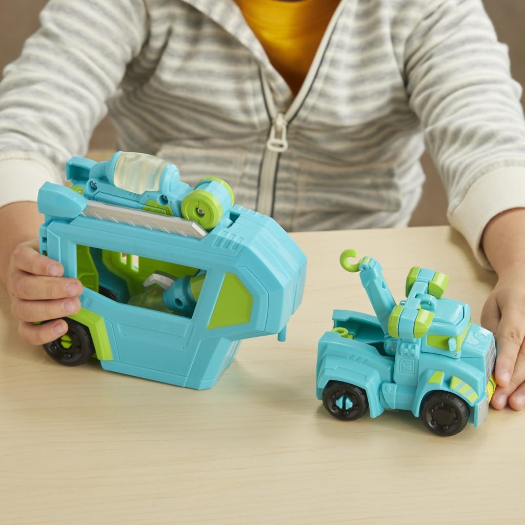 Transformers Rescue Bots Comando Central do Hoist  E7181 E6431 - Hasbro