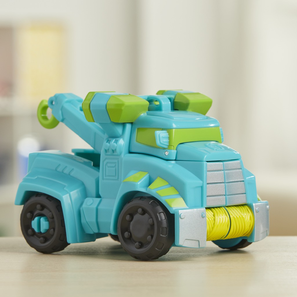 Transformers Rescue Bots Comando Central do Hoist  E7181 E6431 - Hasbro
