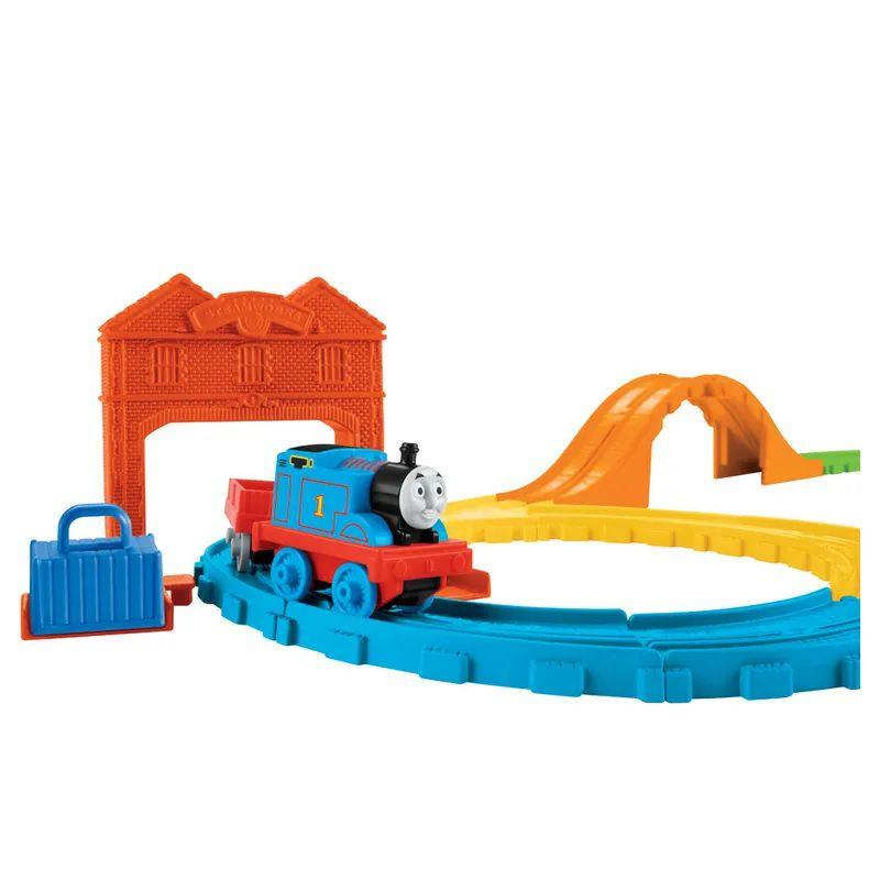 Trem Thomas e Amigos Diversão nos Trilhos - Fisher Price