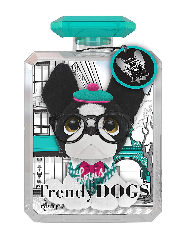 Trendy Dogs Louis de Paris - Pelucia Perfumada Tamanho G - 8006-5 Fun