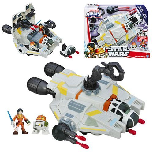 Veículo Playskool Heroes - Disney Star Wars Rebels - Hasbro