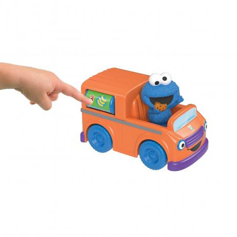 Vila Sesamo Food Truck do Come Come FTC35 - Fisher Price