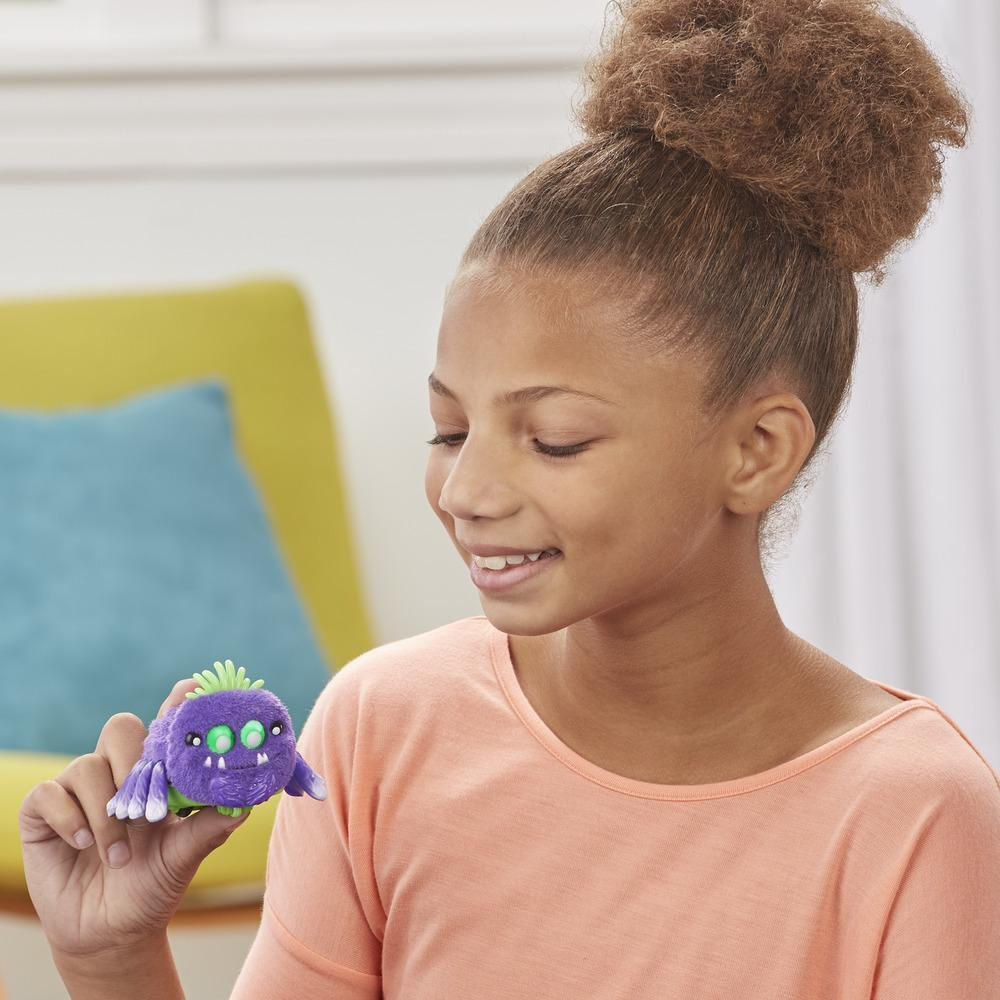 Yellies Aranha de Estimação Wiggly Wriggles E5770 - Hasbro