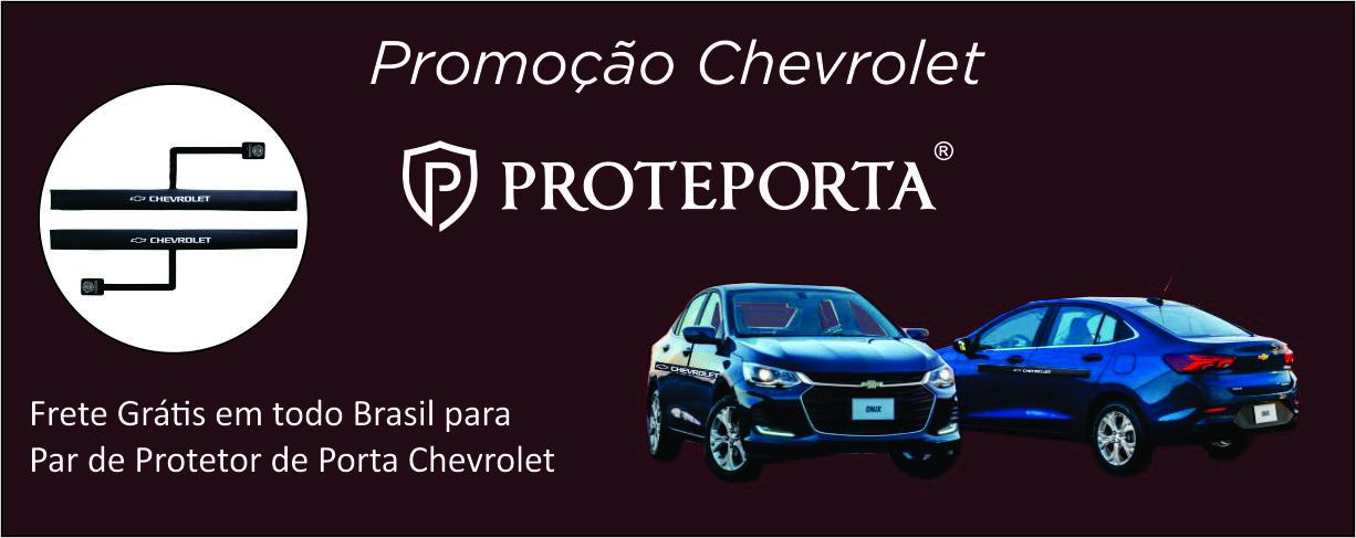 Frete Gratis Protetores Chevrolet!