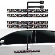 Kit Protetor de Porta de Carro - Cachorrinhos - 4 peças