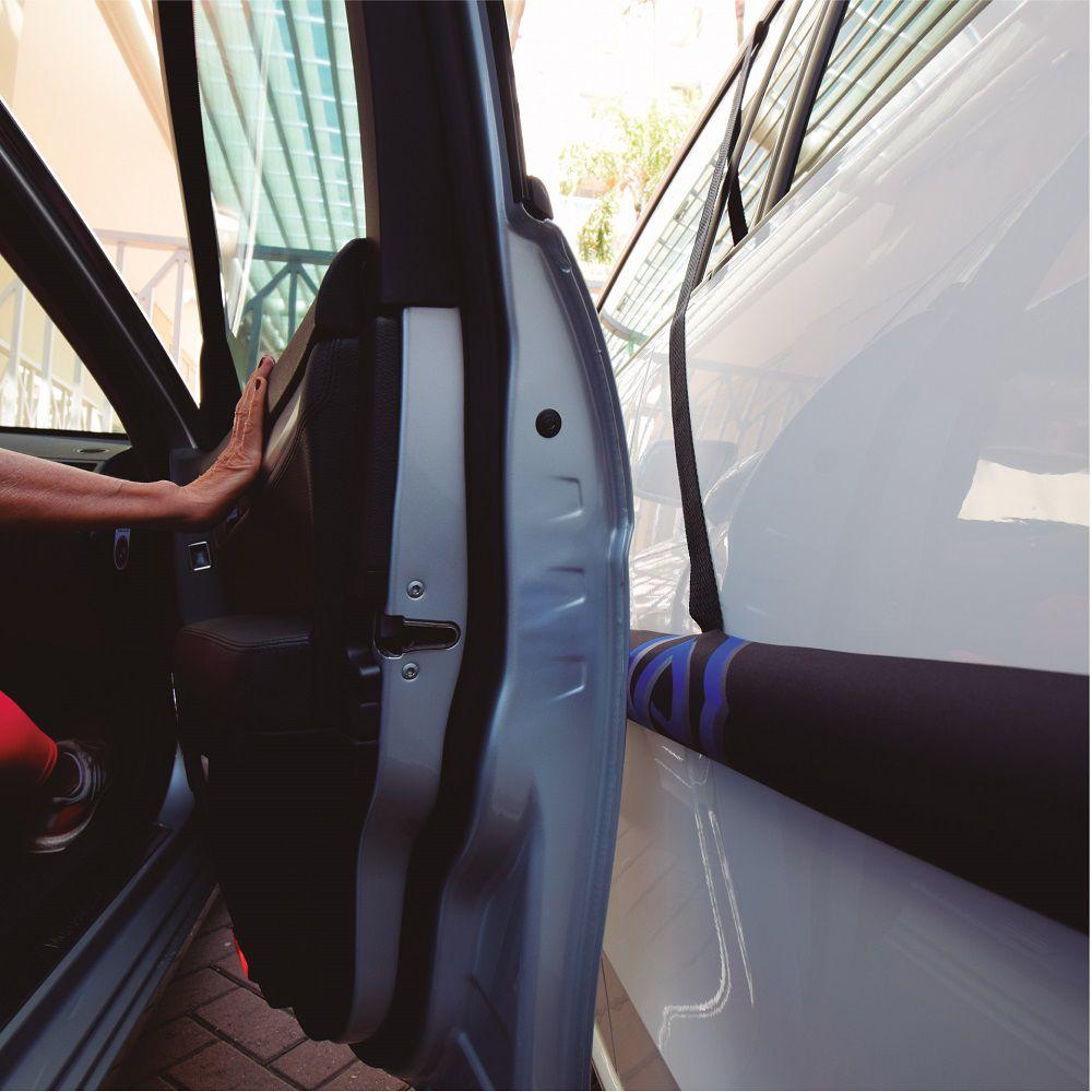 Kit Protetor de Porta Chevrolet + Protetor de Console