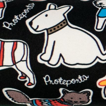 Kit Protetor de Porta - Cachorrinhos - 4 Peças
