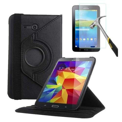 671818023d4f6 Capa Giratória Inclinável Para Tablet Samsung Galaxy Tab3 7.0