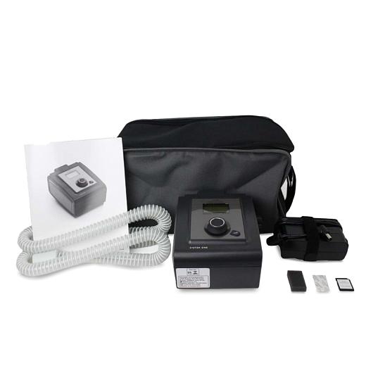 CPAP AUTOMÁTICO SYSTEM ONE REMSTAR AUTO A-FLEX 60 SERIES PHILIPS RESPIRONICS É NA RESPIRECARE