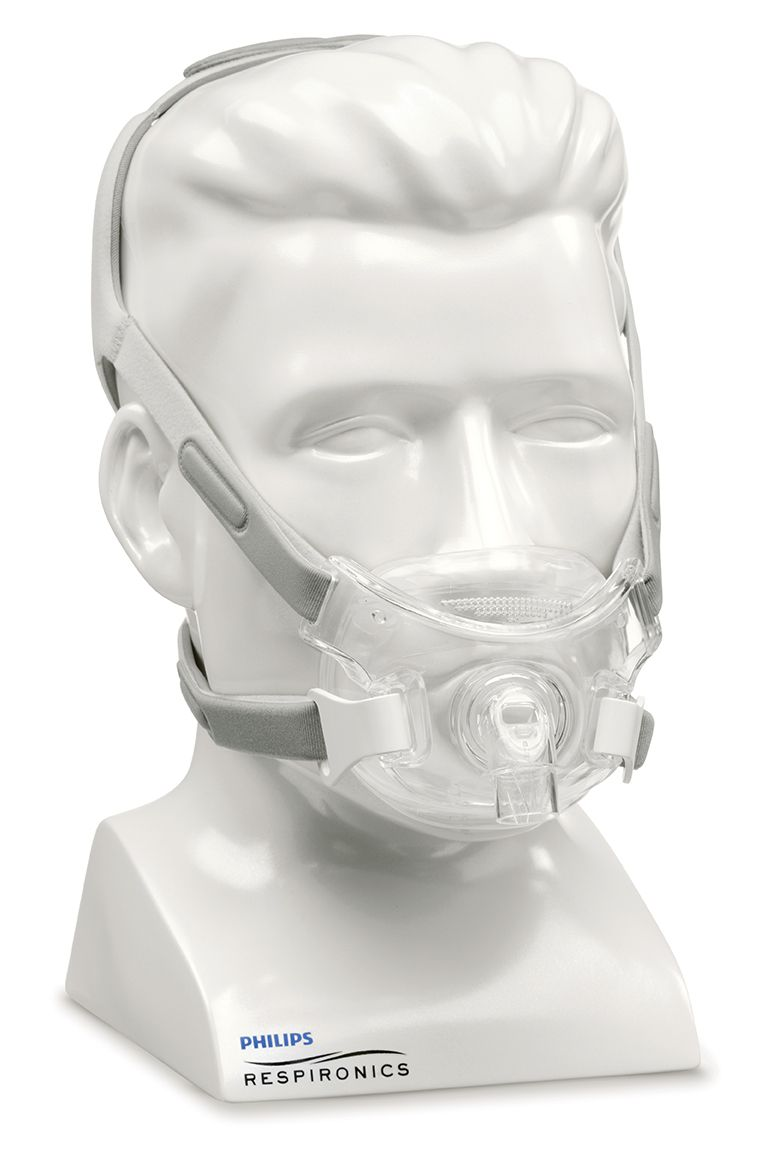 MÁSCARA FACIAL AMARA VIEW - PHILIPS RESPIRONIS