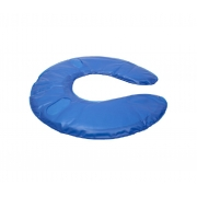 Almofada Antiescaras GEL para Cadeira de Banho C/ Abertura  AG