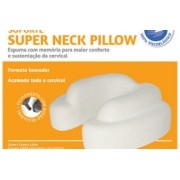 Almofada Super NECK Pillow COR Grafite Perfetto