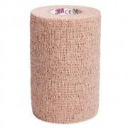 Bandagem Elastica Coban 3M Bege 100MMX4,5M