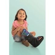 Bota Imobilizadora Chantal Infantil Preta 29-32