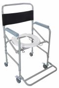 Cadeira de Rodas Banho D40 PLUS Dellamed