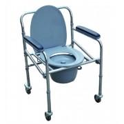 Cadeira de Rodas Banho Sanitario NEW Inspire Mobil