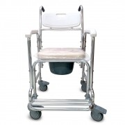 Cadeira de Rodas Banho Sanitario Utralux Mobil