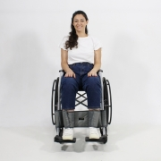 Cinto Trava PÉ Cadeirante Longevitech