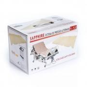 Colchao ANTI Escaras Sapphire MOD PL 7520 com Bomba 110V