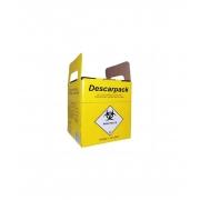 Coletor Perfurocortante Descarpack 7 L