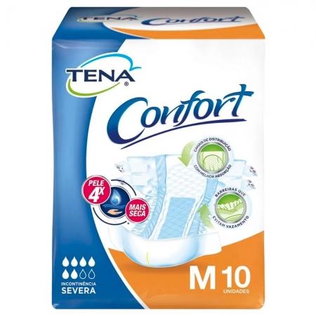 Fralda Tena Confort Biofral M C/10