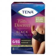 Fralda Tena PANTS Discreet BLACK G/EG 8 UNID
