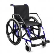 Locação Cadeira de Rodas Free AZUL