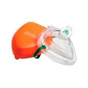 Mascara de Oxigenio Pocket com Valvula, Filtro  Macrosul