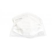 Mascara Descartavel Protdesc Tripla Branco C/ 50