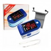 Oximetro de Pulso para Dedo Jziki