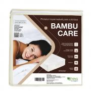 Protetor de Colchao Impermeavel Theva Bambu Care KING
