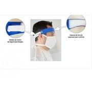 Protetor Facial Face Shield Basico