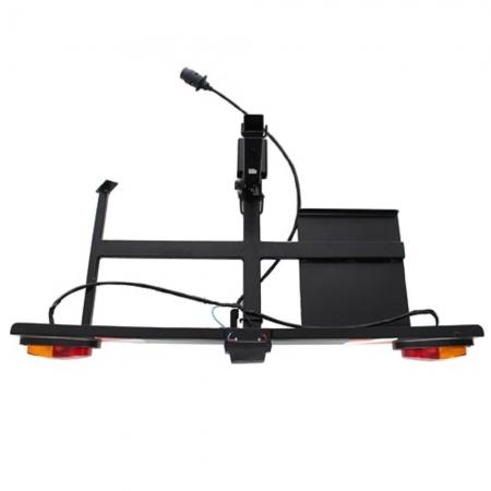 Suporte Veicular para Cadeira de Rodas Longevitech