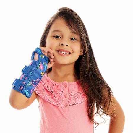 Tala para Punho Chantal Dedos Livres Bilateral Infantil
