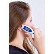 Termometro Clinico Digital Ouvido Supermedy