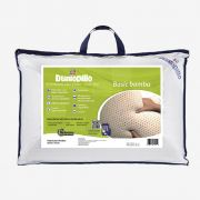 Travesseiro de Latex Dunlopillo Basic Bambu